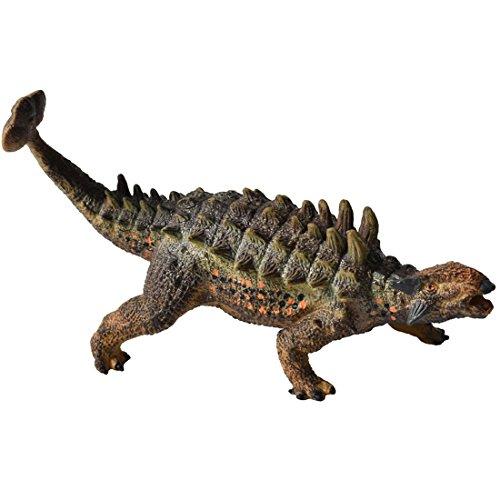Arfbear Realistic Dinosaur for Kids' Present Extinct World Novelty Toy Children Gift Dinosaur Figure Ankylosaurus
