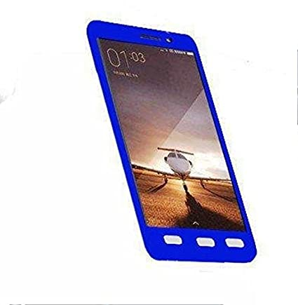 cheap for discount a91a8 894f2 Anvika 360 Degree Ipaky Full Body Protection Back Case Cover for Nokia 2/  Nokia 2 - (Blue)