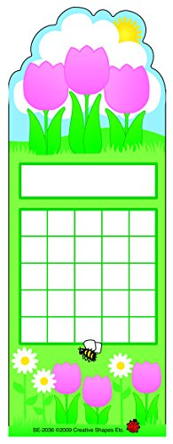 Spring Flower Personal Incentive Chart - Free Incentive Charts Shopping Results