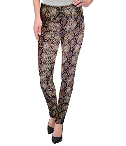 Super Comfy Stretch Pull On Millenium Pants KP44972 11005 BROWNMULTI XL