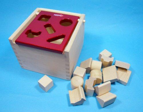 MICKI ポストボックス・赤(写真:左)<ミッキィ社 スウェーデン>