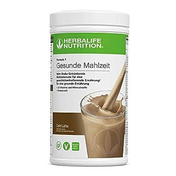 Herbalife Formula 1 (Cafe latte 550 gr): Amazon.es: Deportes y aire libre