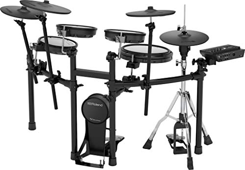 Roland V-Compact Series Electronic Drum Kit, Set (TD-17KVX-S)