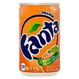 160ml1 boxes 30 present Coca-Cola Fanta Orange cans