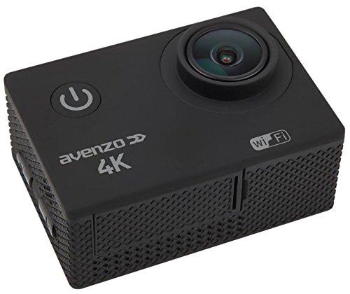 Avenzo AV711 - Cámara deportiva 4k compacta, color negro: Amazon.es: Electrónica