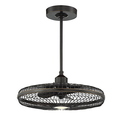 Savoy House Lighting 7-4132-1-13 Casual Lifestyles 1 Light Mini-Pendant and Clear Glass Shade English Bronze Finish