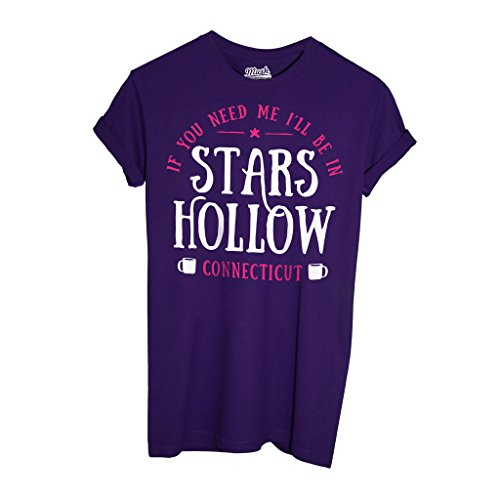 T-Shirt I Will Be In Stars Hollow - Gilmore Gilrs - FILM by Mush Dress Your Style