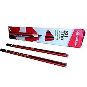 Nataraj Trio Pencils - Pack of 10