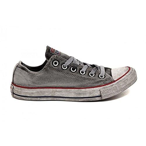 Converse Canvas Ox All Star Ltd Grigio 8wr08