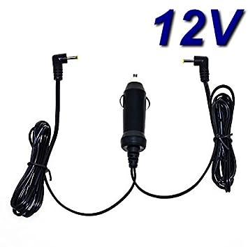 Cargador de coche 12 V para reproductor DVD portátil Nevir ...