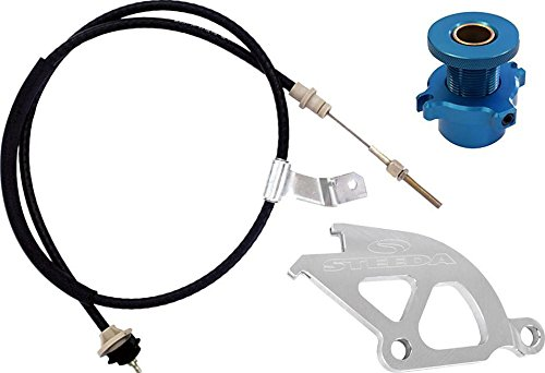 utch Cable Kit for 1996-04 Ford Mustang (Ford Clutch Cable)