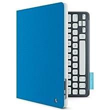 Logitech Keyboard Folio for iPad 2G/3G/4G - Electric Blue (920-005453)