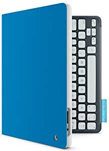 Logitech 920-005453 Folio Azul funda para tablet - fundas para tablets (Folio, Azul, Apple, iPad 2, iPad 3, 4, 198 mm, 25 mm)