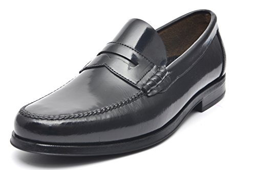 G&P cobbler - Mocasín Artesano Antifaz Negro