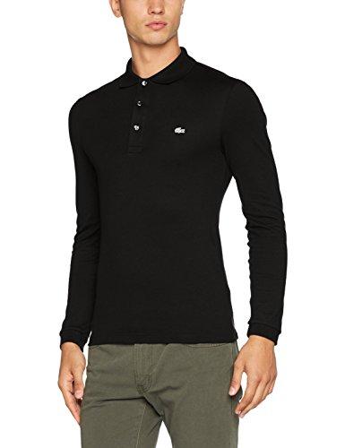 Lacoste noir Men's Polo Black Shirt 031 q8rqHw