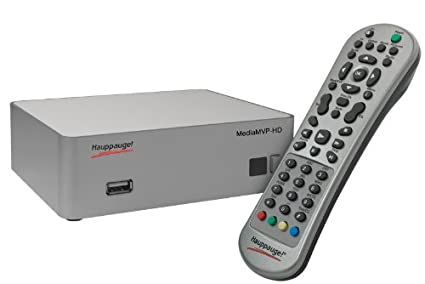 Hauppauge MediaMVP 2.0 Drivers for Windows Mac