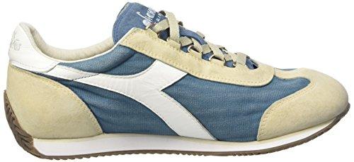 Chaussures Blue Mixte beige Wash Equipe Stone avio Basses 12 Adulte Blu Diadora Bq6SIw7xnH