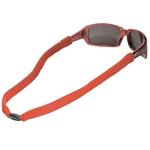 Chums No Tail Standard Eyewear Retainer, Red