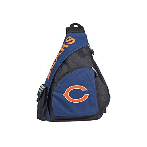 Officially Licensed NFL Chicago Bears Leadoff Slingbag