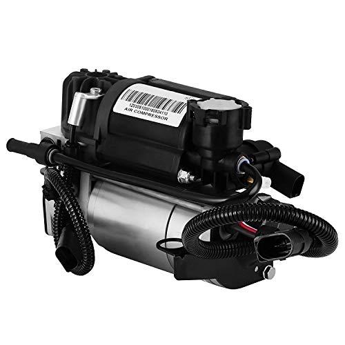 Mophorn Airmatic Pump Gas-Engine Air Suspension Compressor Pump for Au-di A8 Quattro A8 D3:
