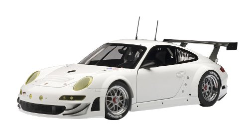 997 Body - UTOart 1/18 Porsche 911 (997) GT3 R 2010 Plane Body (White)