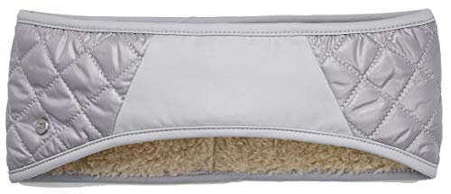 UGG Womens All Weather Headband in Silver
