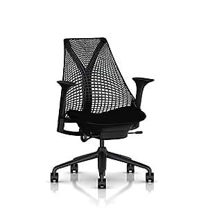 Herman miller sayl task chair tilt limiter stationary seat dep - Fauteuil herman miller occasion ...