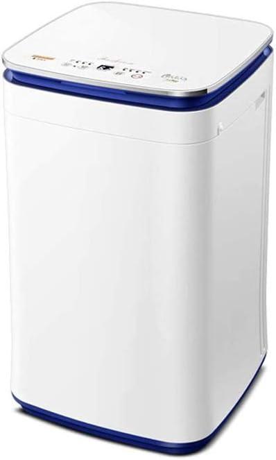 RMXMY Lavado pequeña lavandería Máquina automática de bebé Mini Lavado Pantalla LED máquina de esterilización Esterilización 8 Modos del Niño Especial 90 ° C Alta Temperatura