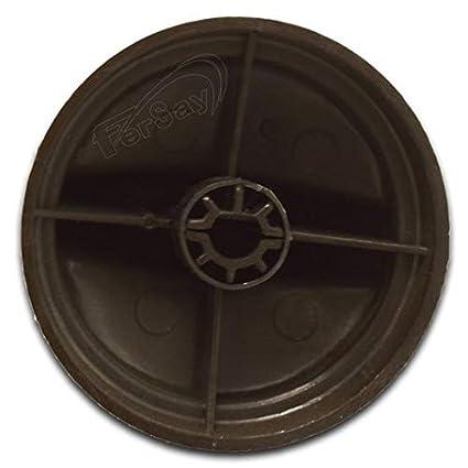 ANCASTOR Botón/Mando para Horno Teka HT510. Color marrón. 83030413 ...