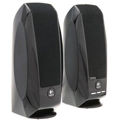 Black, Logitech, 980-000028 2.0 Speaker System, USB ( 10 PACK ) BY NETCNA by NETCNA (Image #3)
