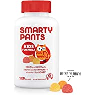 SmartyPants Kids Formula Daily Gummy Vitamins, 120 ct
