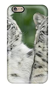Tammy Allen Penner Iphone 6 Well-designed Hard Case Cover Snow Leopard Pictures Protector