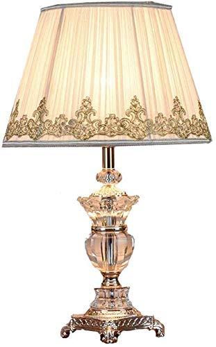 CAODANDE lámpara de Mesa de Cristal Jue Touch Control, Escritorio ...