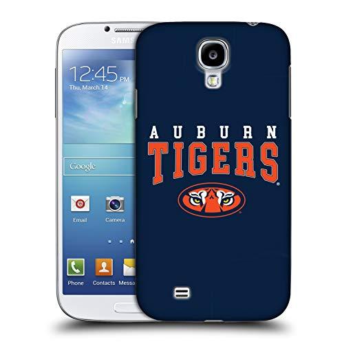 Official Auburn University AU Auburn Tigers Hard Back Case Compatible for Samsung Galaxy S4 I9500 (Samsung S4 Auburn Case)