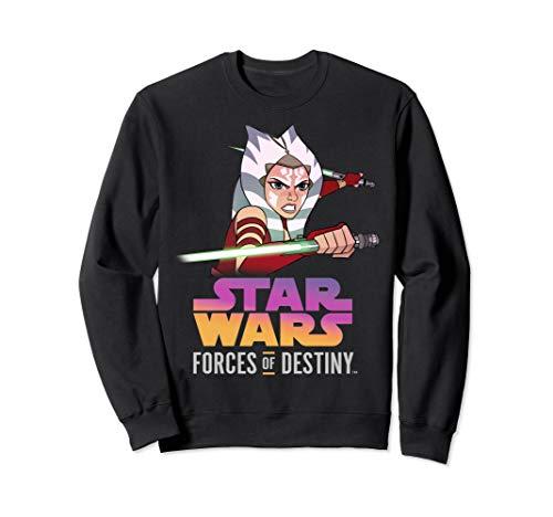 (Star Wars Forces of Destiny Ahsoka Saber Duo Sweatshirt )