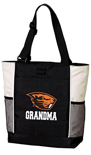 Broad Bay OSU Beavers Grandma Tote Bags Oregon State Grandma Totes Beach Pool Or Travel