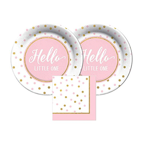 CR Gibson Hello Little One by Carters Paper