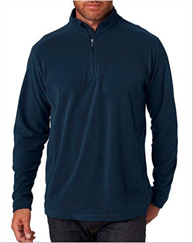 Columbia's Crescent Valley 1/2-Zip Pullover, XM6426, Columbia Navy, (Anti Pill Fleece Pullover)