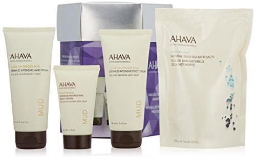 Ahava Bath Salt (AHAVA Dermud Body and Bath Salt Set)