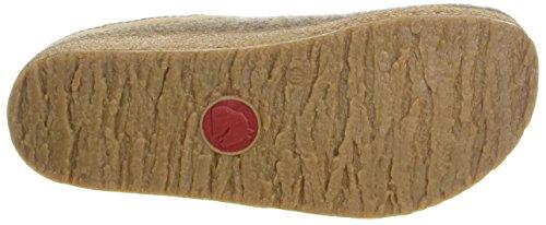 Haflinger 713001-550 Slippers, Filztoffel Grizzly Torben, torf, Gr 43 by Haflinger (Image #3)