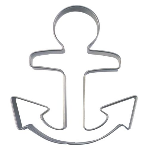 Städter Cookie Cutter Stainless Steel Anchor 112117