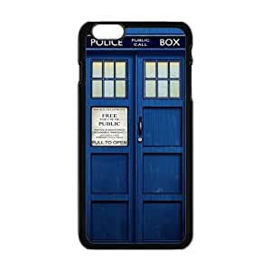 HEDM Doctor Who blue police Box Cell Phone Case Cover For Apple Iphone 5C