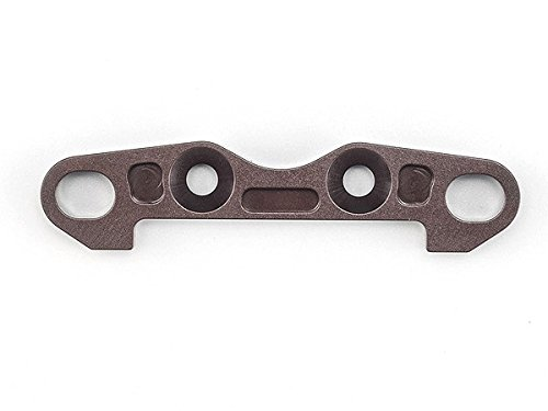 Kyosho Front Lower Suspension (Kyosho IF486 Front Rear B Lower Suspension Holder for MP9 TKI4, Gunmetal)