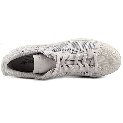 Adidas Superstar Triple Mannen Ons 8 Grijze Sneakers