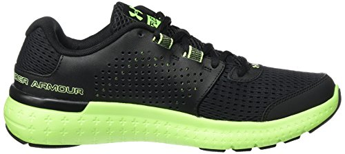 Scarpe da nere G Armour Micro Rn running Lime Quirky da Fuel Under Lime Quirky Ua uomo nero zx5BqHnqw