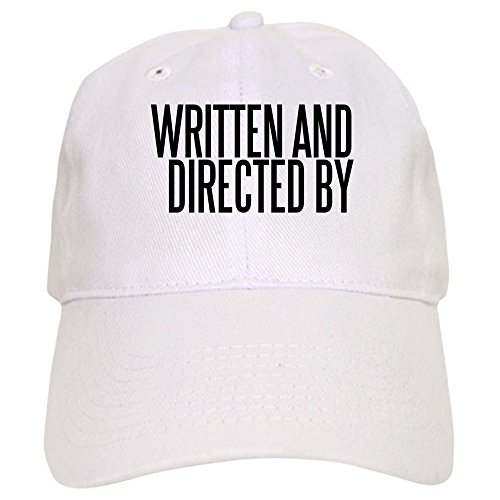 CafePress Screenwriter Director Baseball Adjustable