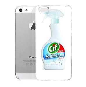 Raniangs Case for iPhone 5&5s Clf Clf Relanseaz Cele Dou Game De Spray Uri Gama Ultrafast I Gama iPhone 5 Case
