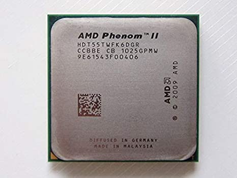 Amazon Com Mao Yeye Amd Cpu Phenom Ii X6 1055t 2 8ghz Socket Am3 Six Core Hdt55twfk6dgr 95w Computers Accessories
