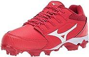 Mizuno Womens 9-Spike Advanced Finch Elite 4 TPU Molded Cleat Softball Shoe