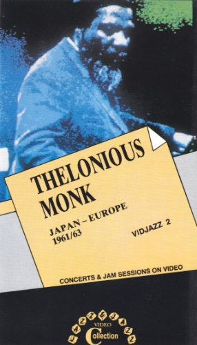 Thelonious Monk: Japan - Europe 1961/63 [VHS] ()